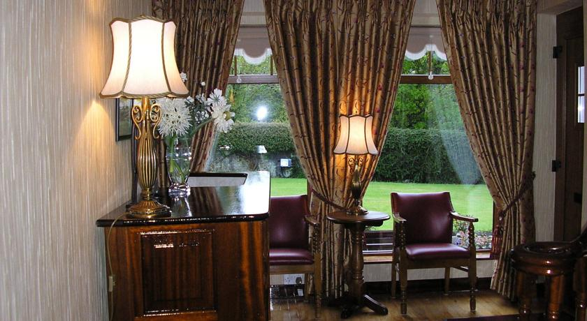 Sligo Bed and Breakfast Accommodation Guest Lounge area